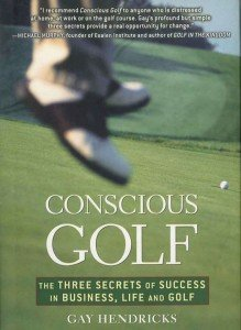 Bookshelf: Conscious Golf