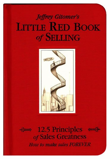Bookshelf: Little Red Book of Selling
