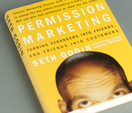 Bookshelf: Permission Marketing